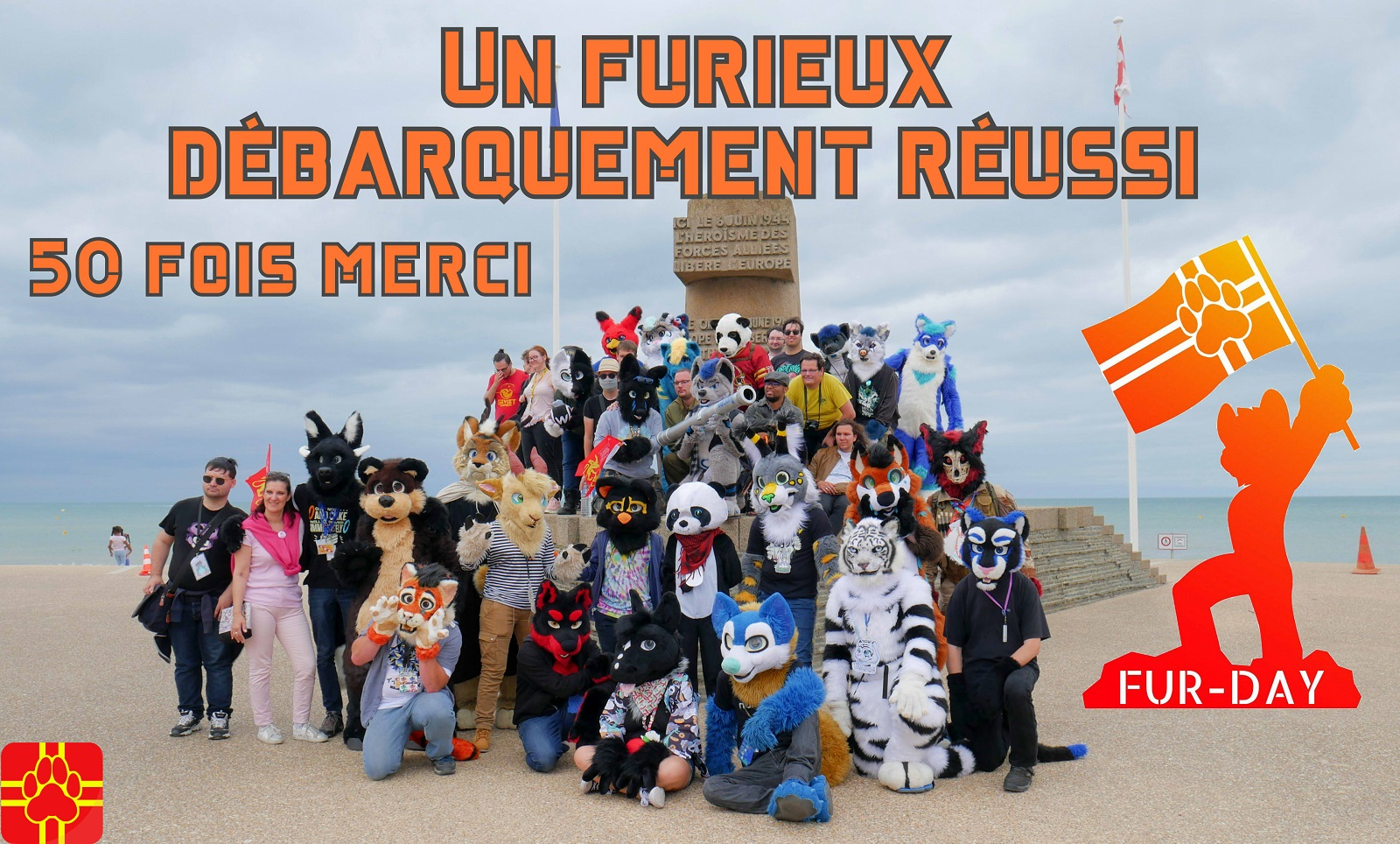 fur day remerciements